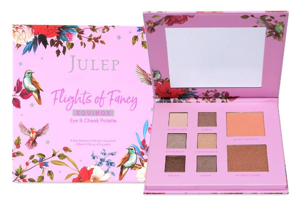 the makeup palette