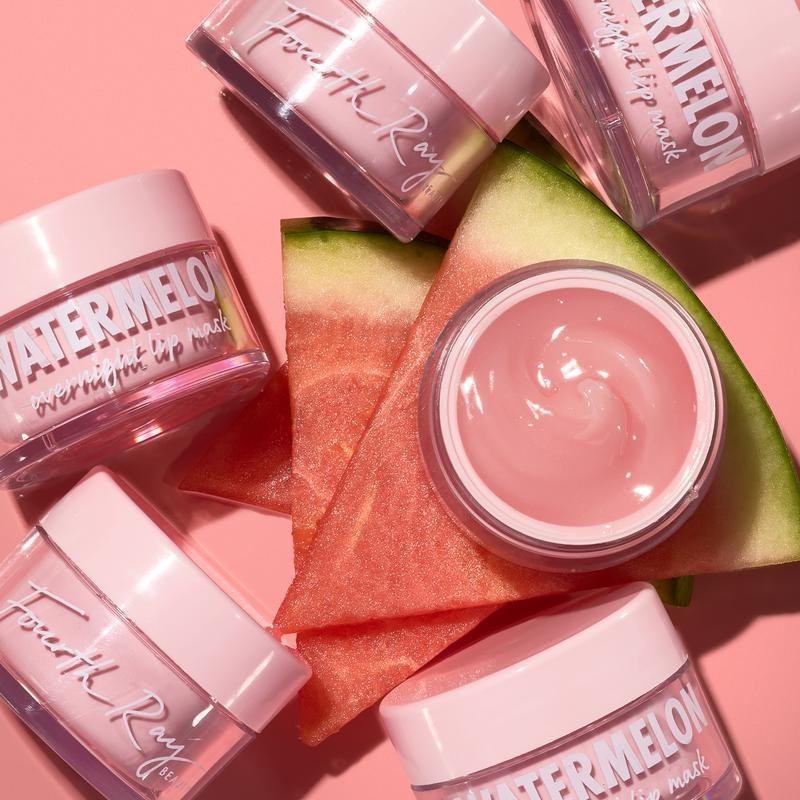 The pink gel