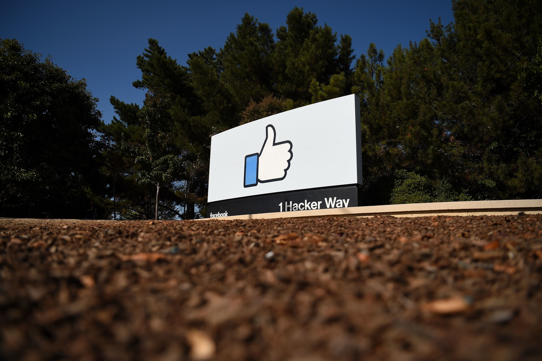Facebook's campus