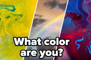 Lots of different colors
