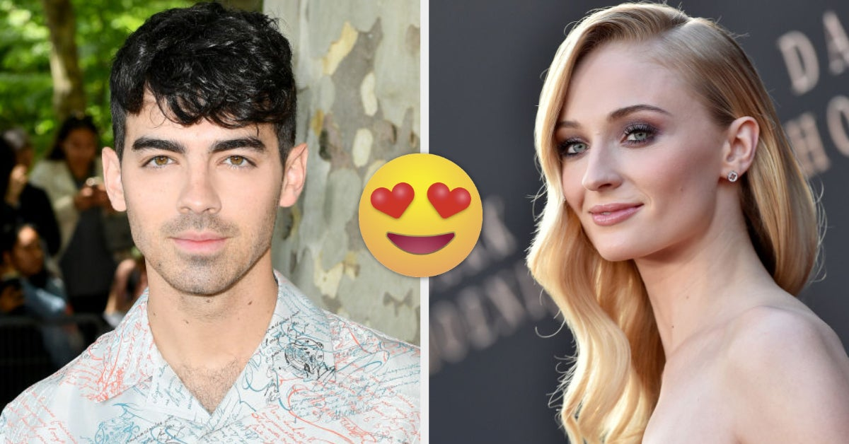 "Joe Jonas Said He Loves Both Of Wife Sophie Turner's ""Two Moods,"" And It Made Me Smile - BuzzFeed"