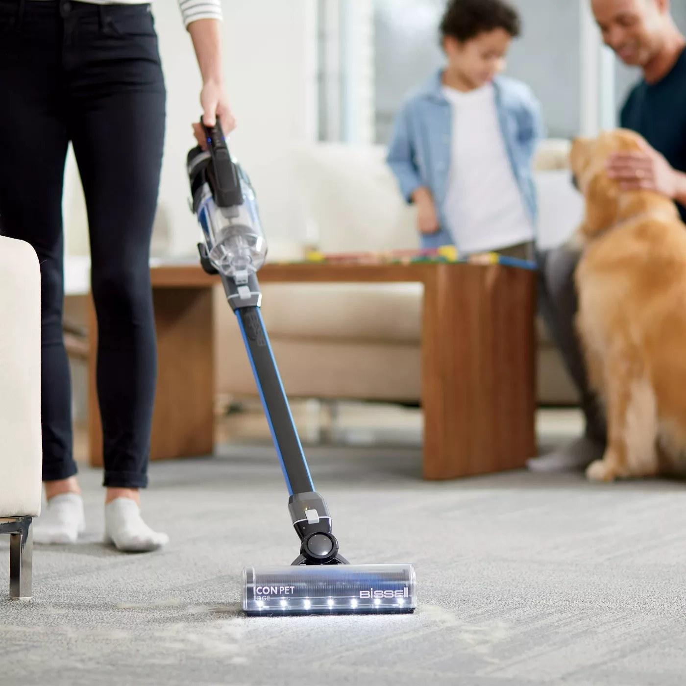 The Bissell Icon Pet cordless vacuum