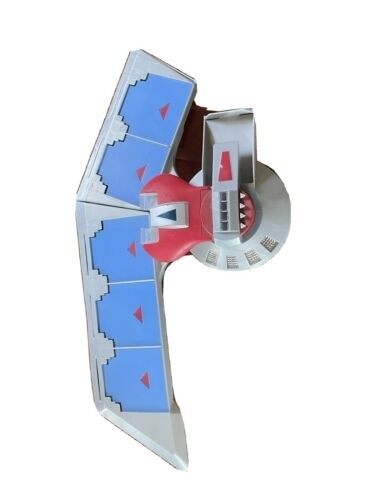 A device with a long section to hold up to five cards with a circular piece on the end that you can attach to your arm