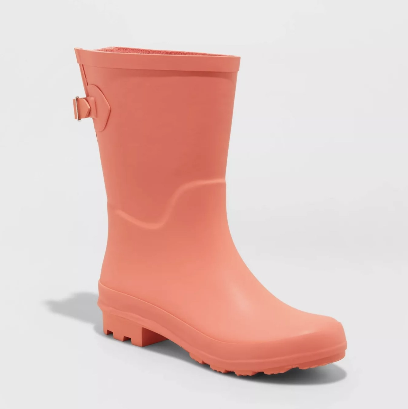 The coral rainboot