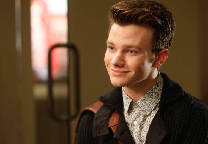 Kurt on Glee