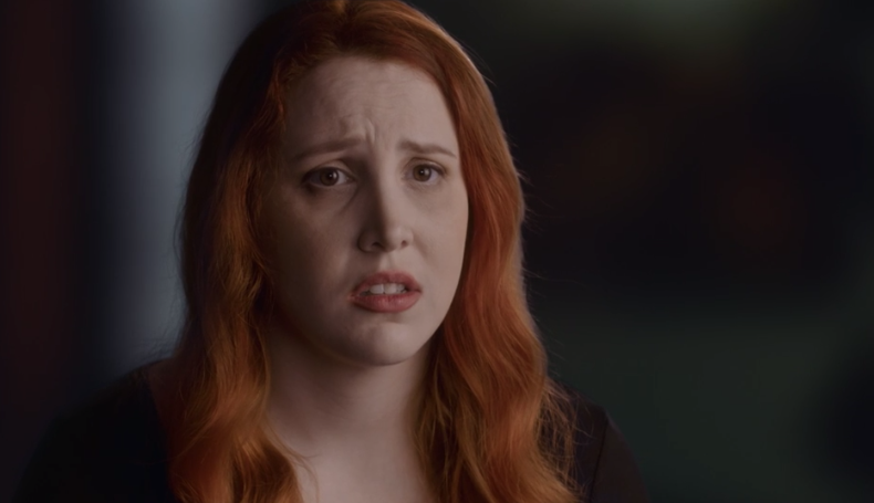 Dylan Farrow talking about Woody Allen's inappropriate relationship with her