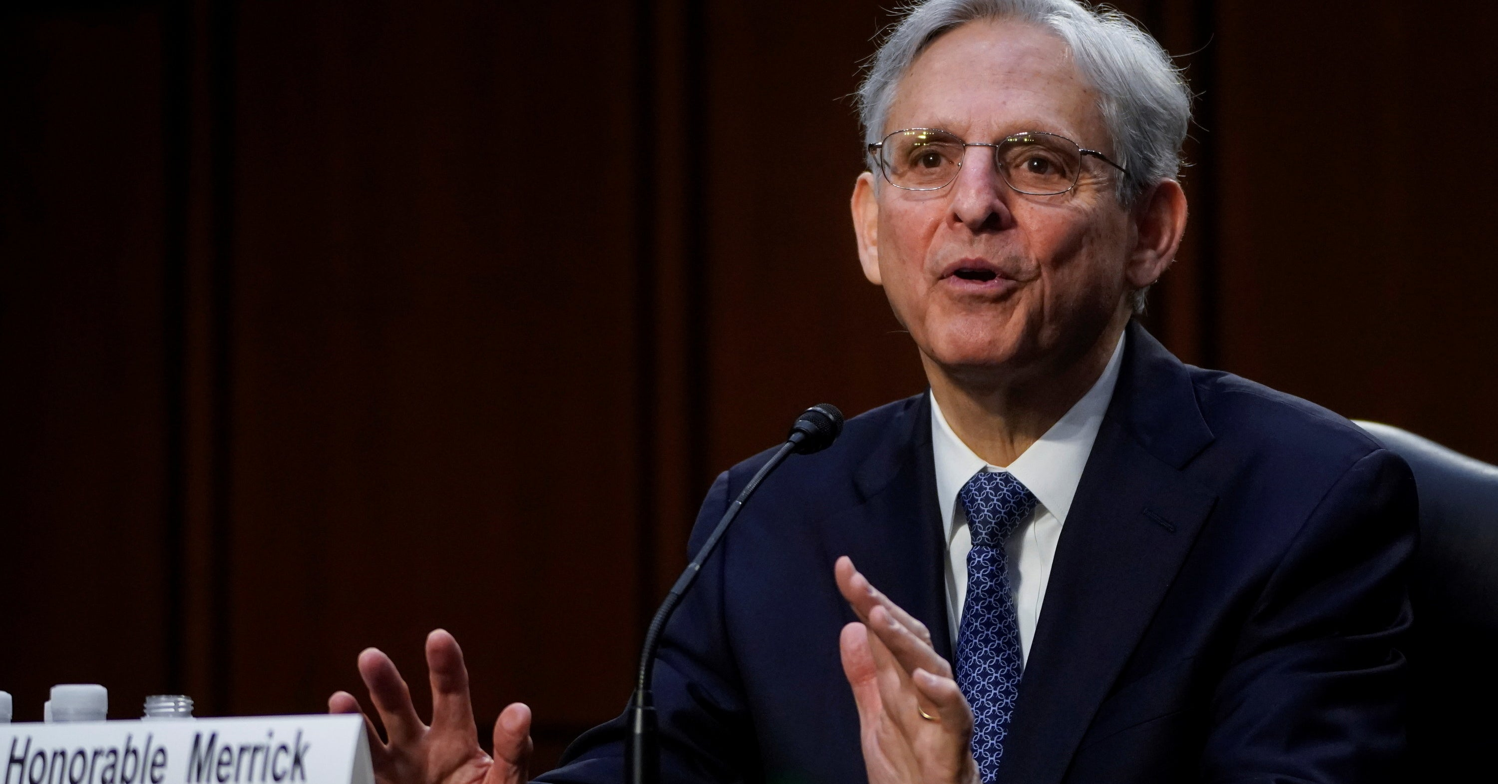 Merrick Garland Pledged To Investigate The Capitol Insurrection From The Rioters On