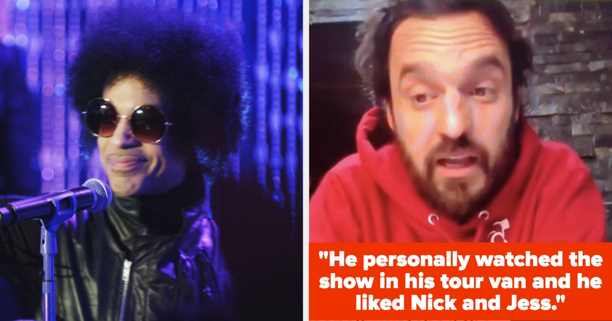Jake Johnson Just Revealed That Prince Would Only Refer To Him As