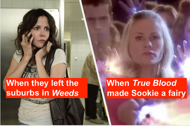 23 TV Shows That Shot For The Moon And Did NOT Land Among The Stars