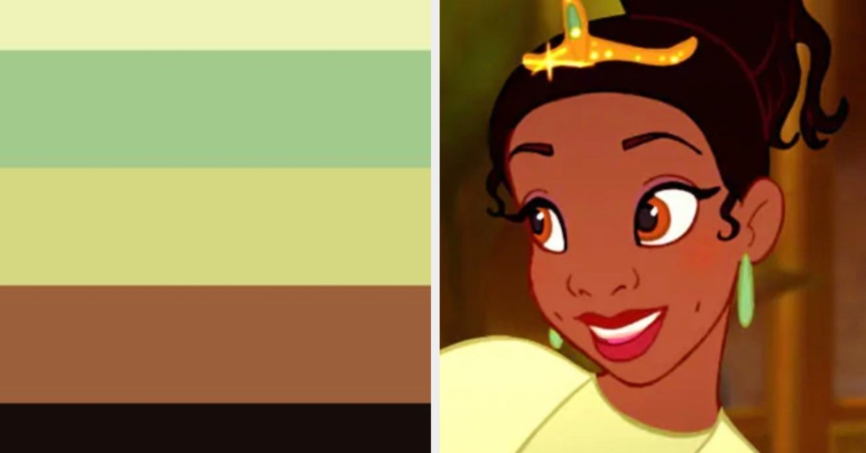 www.buzzfeed.com: I've Curated 14 Custom Disney Movie Color Palettes — Can You Match Them To The Right Princesses?