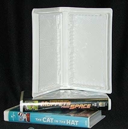 VHS tape case