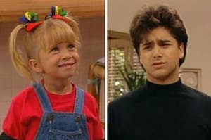 michelle full house and uncle jesse