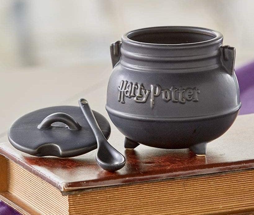 the black cauldron mug