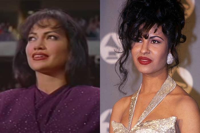 J Lo captured Selena's essence perfectly