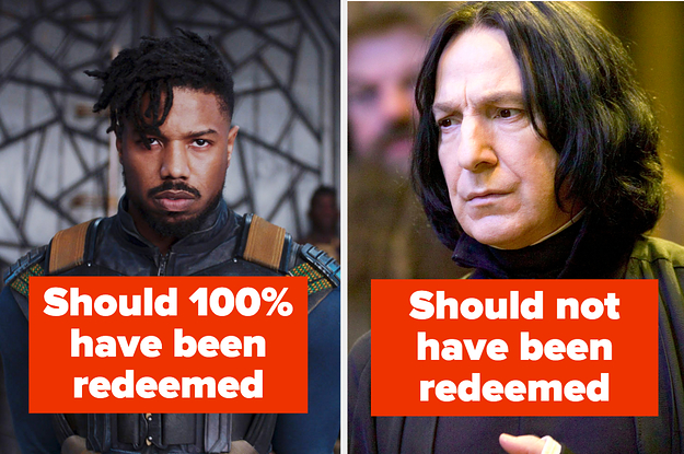 Where Do You Stand On These Controversial Redemption Arc Opinions?