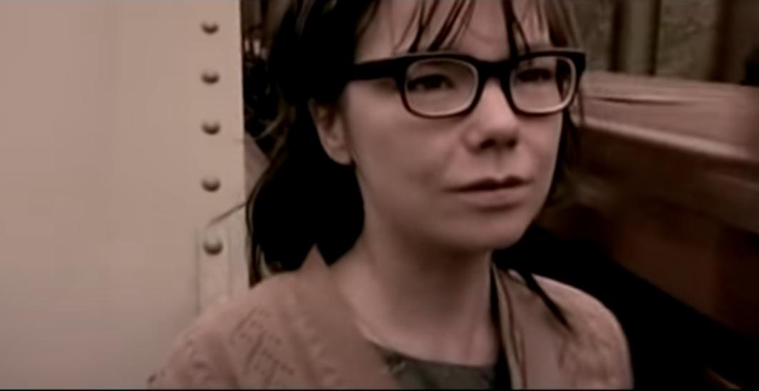 Bjork in the film