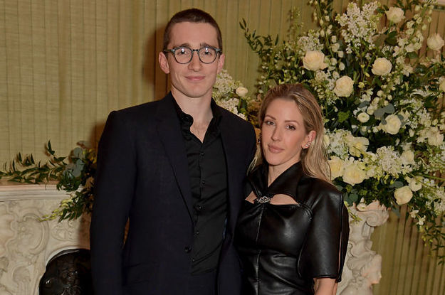 Congratulations! Ellie Goulding And Her Husband Caspar Jopling Are Expecting Their First Child - BuzzFeed