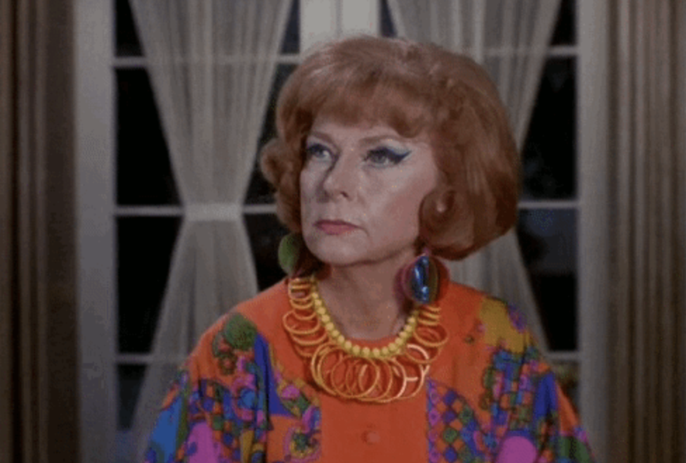"""Endora from """"Bewitched"""""""