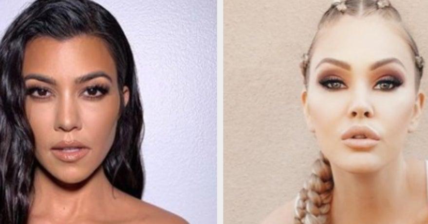 www.buzzfeednews.com: Kourtney Kardashian Is Feuding With Travis Barker's Ex-Wife Shanna Moakler On Instagram
