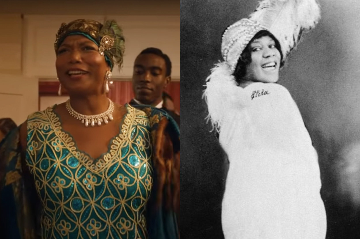 Queen Latifah brought Smith to life for a whole new generation