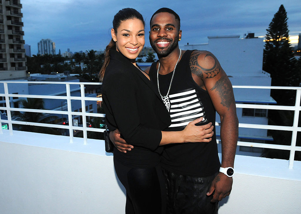 Jordin Sparks and Jason Derulo at the CIROC Amaretto Launch Event, 2013
