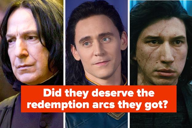 Should These Villains Have Gotten Redemption Arcs?