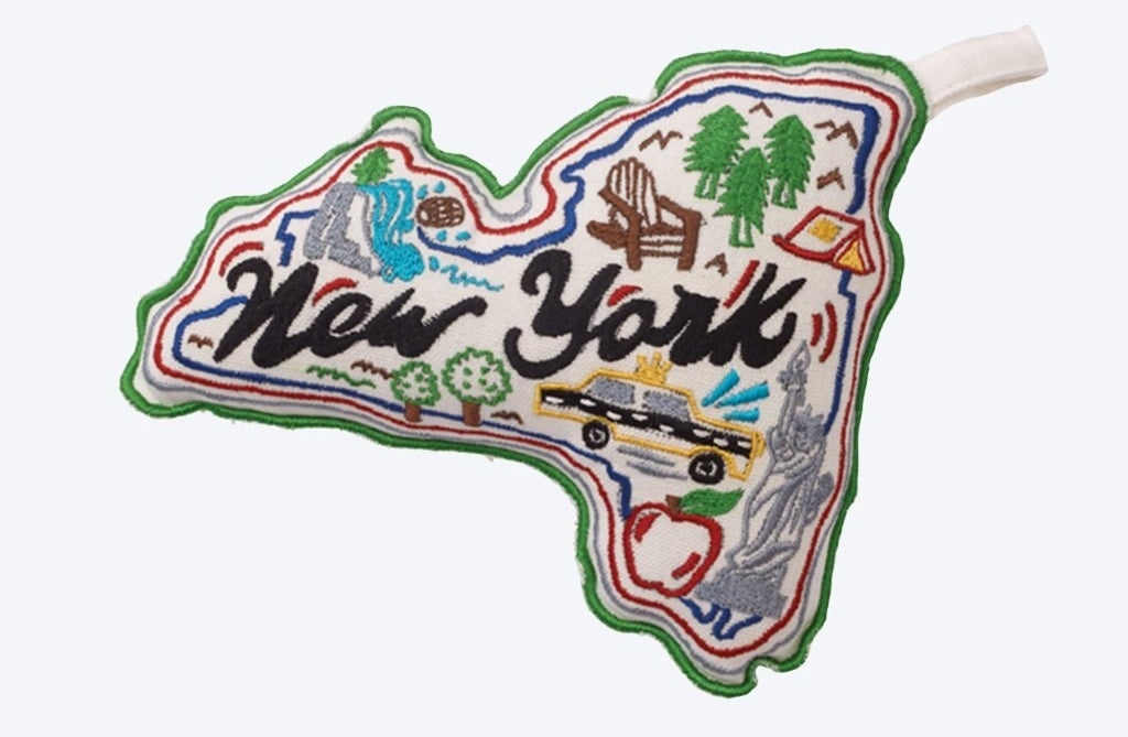 NY state plush toy