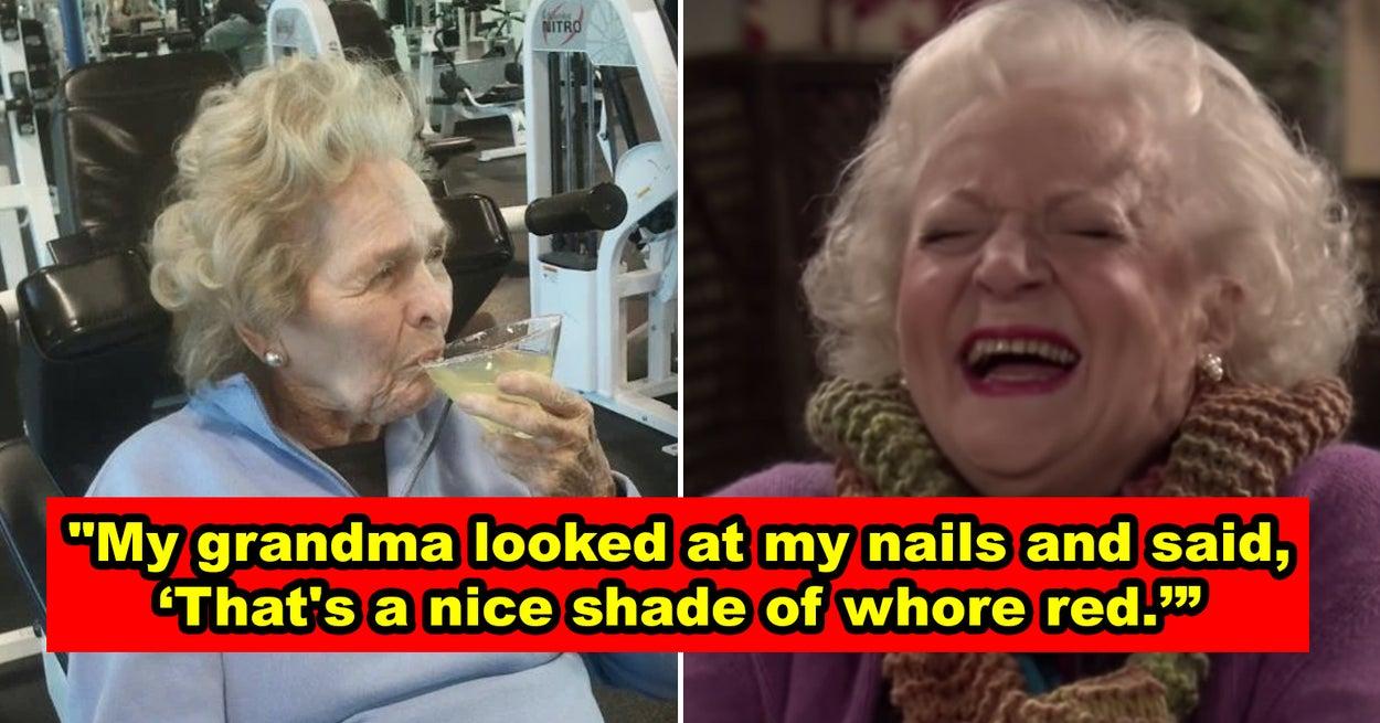 19 Savage Grandmas Who Have Zero Freaking Filter