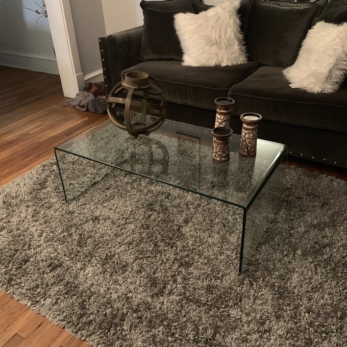 Review photo of the coffee table