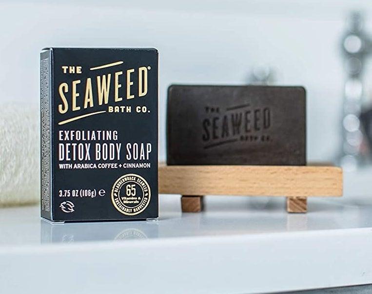 the soap bar