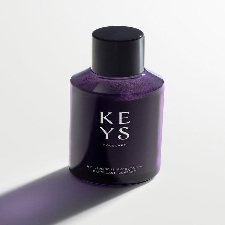 the purple bottle