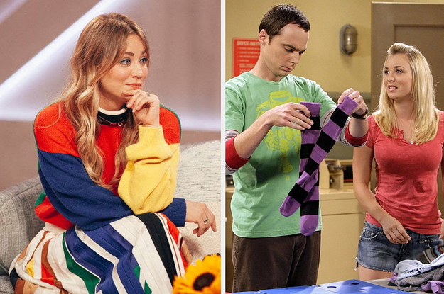 "Kaley Cuoco Spoke About The Emotional Moment She And Johnny Galecki Found Out Jim Parsons Was Leaving ""Big Bang Theory"""
