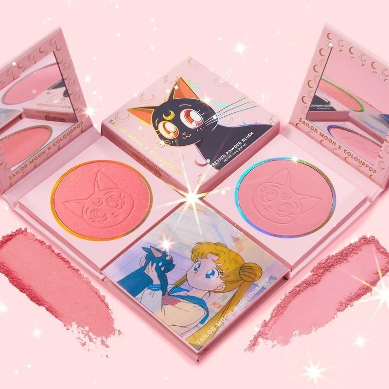 Salem illustrations on packaging for blush