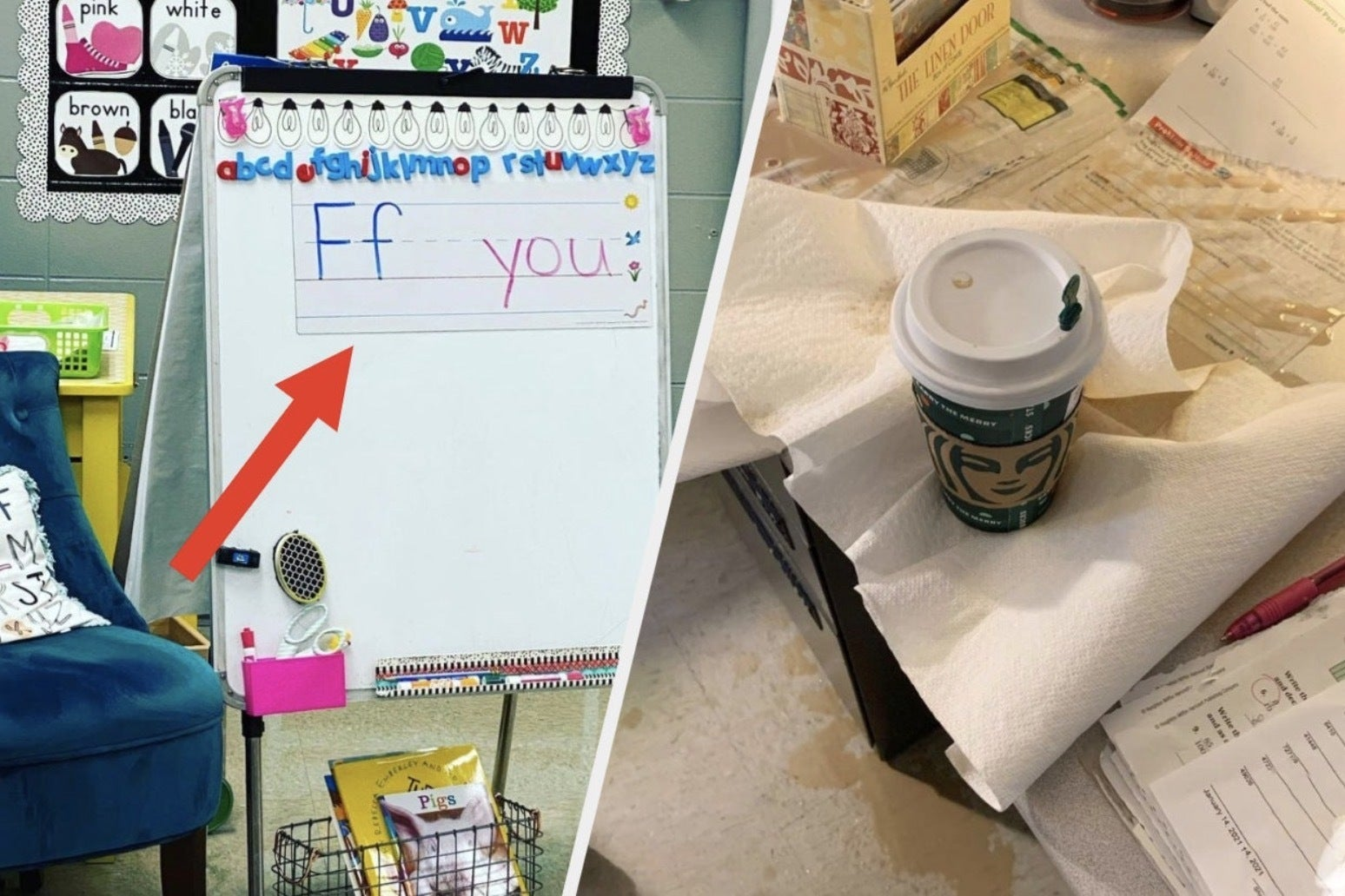 17 Seriously Funny Teacher Fails That Have Taken On Lives Of Their Own
