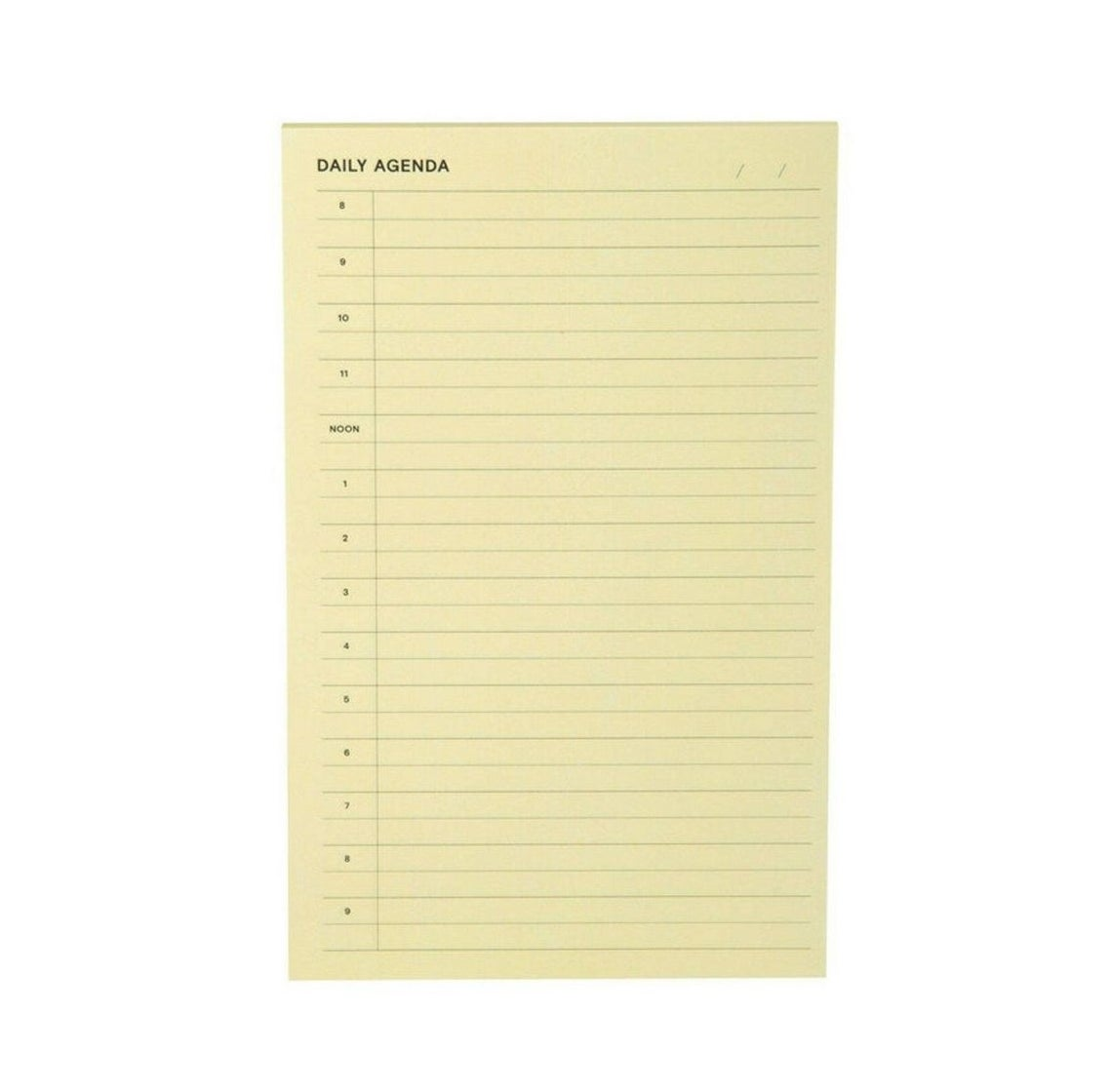 the post-it daily planner