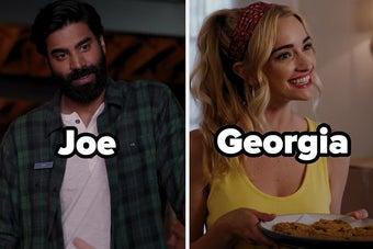 Joe and Georgia