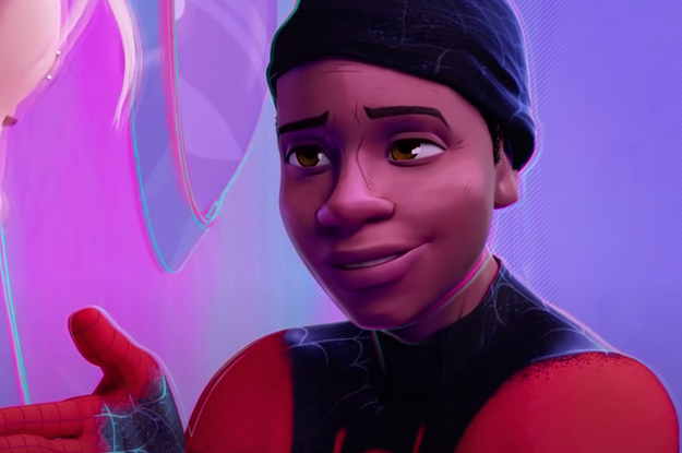 """17 Times Miles Morales From """"Into The Spider-Verse"""" Proved He's The Best Character Ever"""