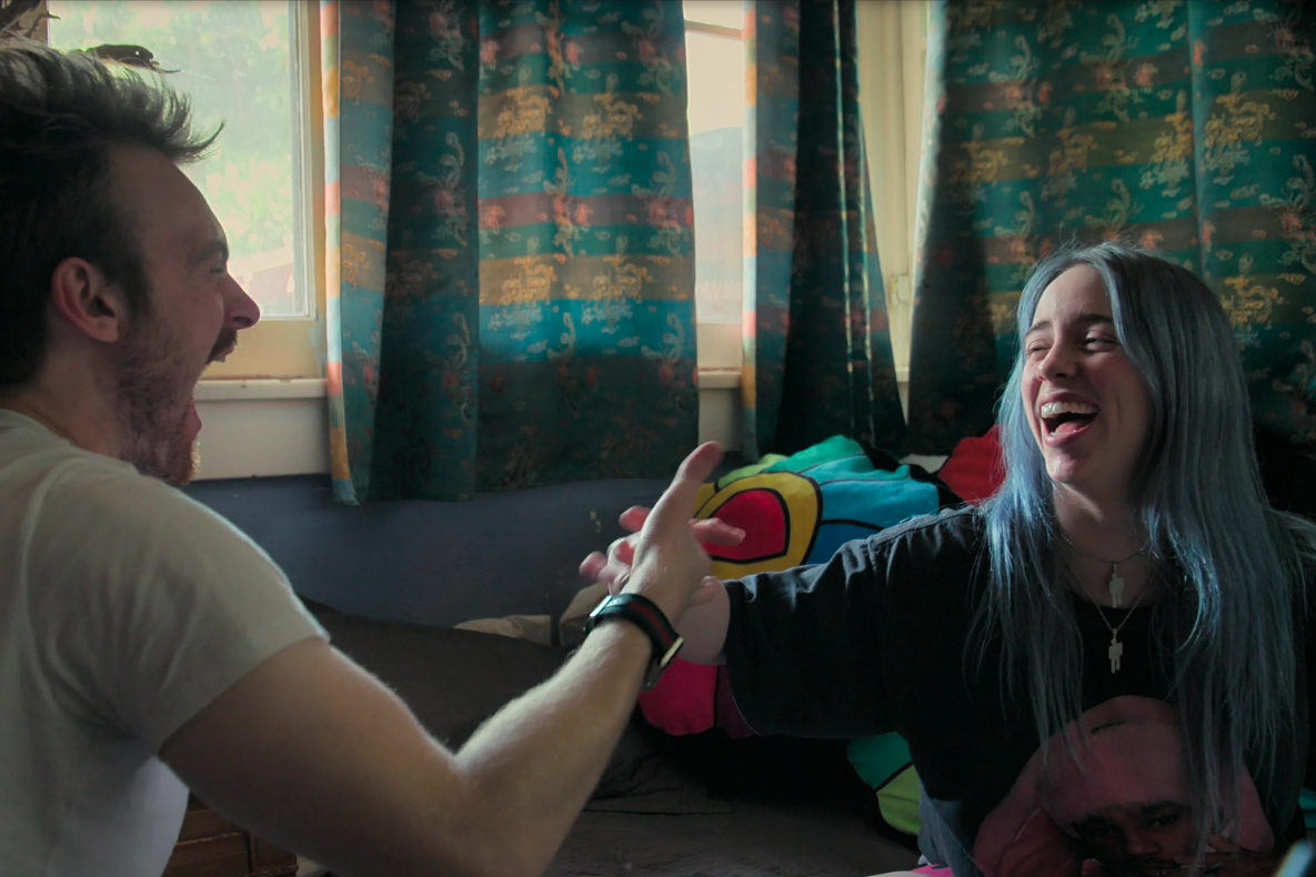 "<p>""The World's A Little Blurry"" Is An Intimate Look At The Rise Of Billie Eilish thumbnail"