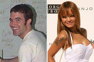 Myspace Tom and Tila Tequila