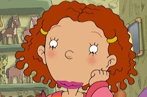 Ginger from 'As Told By Ginger'