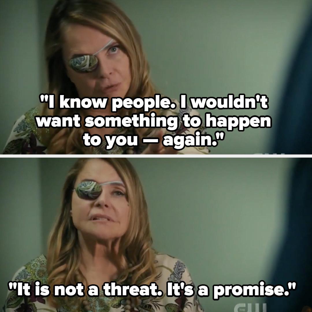 Magda threatens Abuela