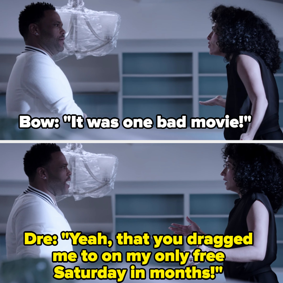 Bow and Dre fight over a bad movie