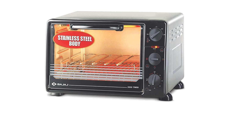 An OTG oven