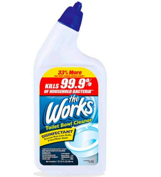 20 Bathroom Cleaning Products People Actually Swear By
