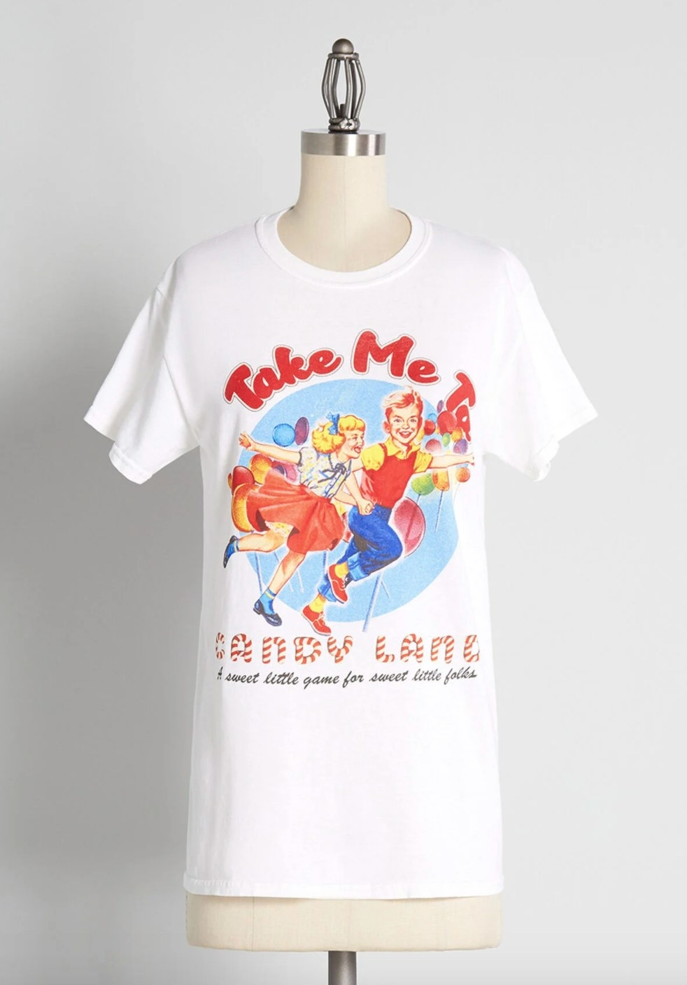 The Candyland graphic tee