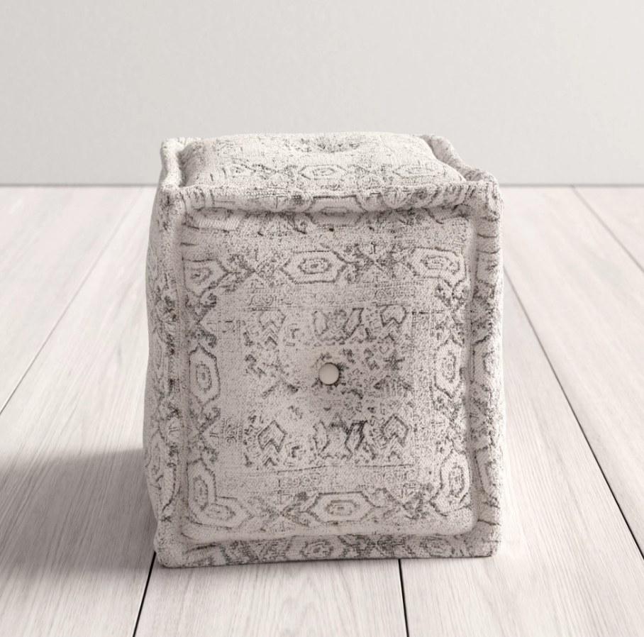 the pouf