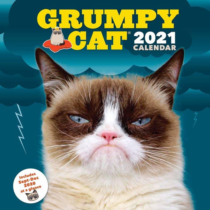 the calendar cover