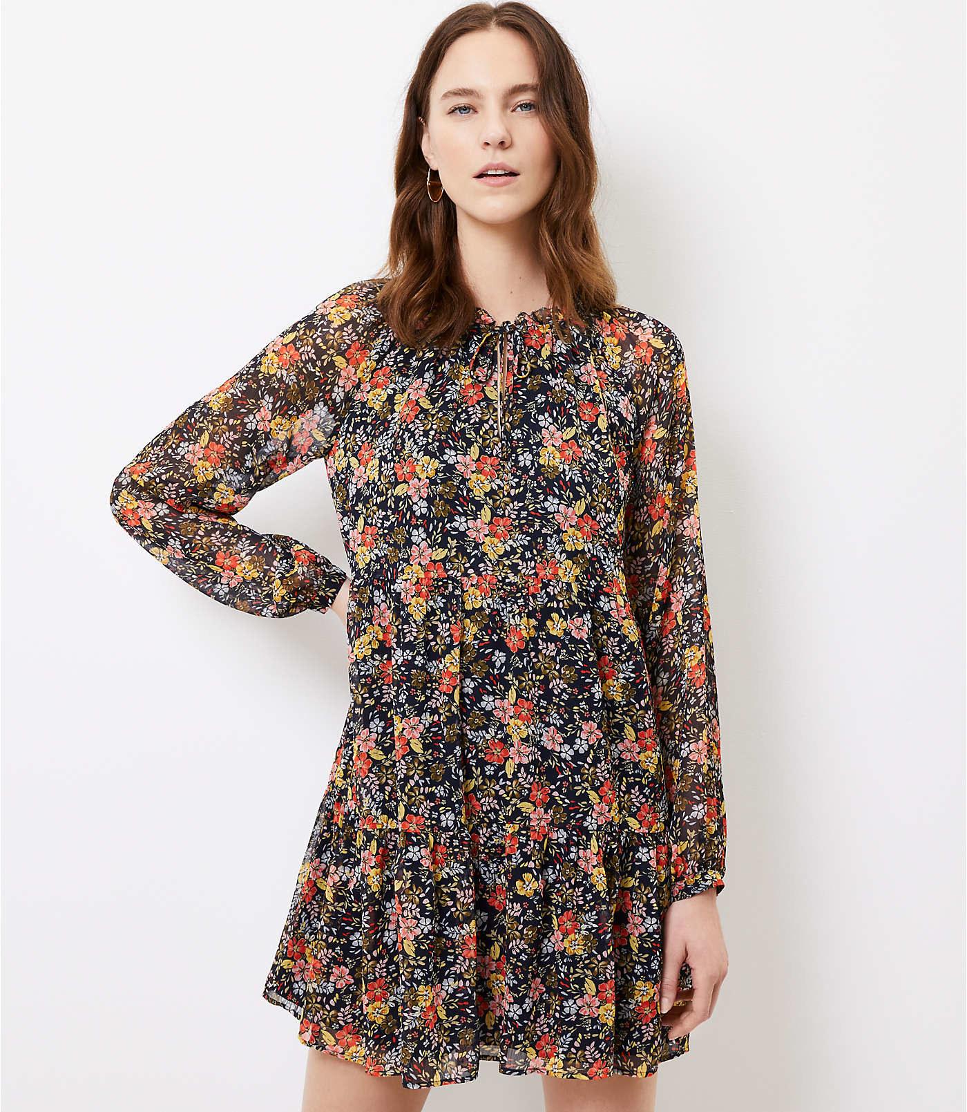 model wearing dress