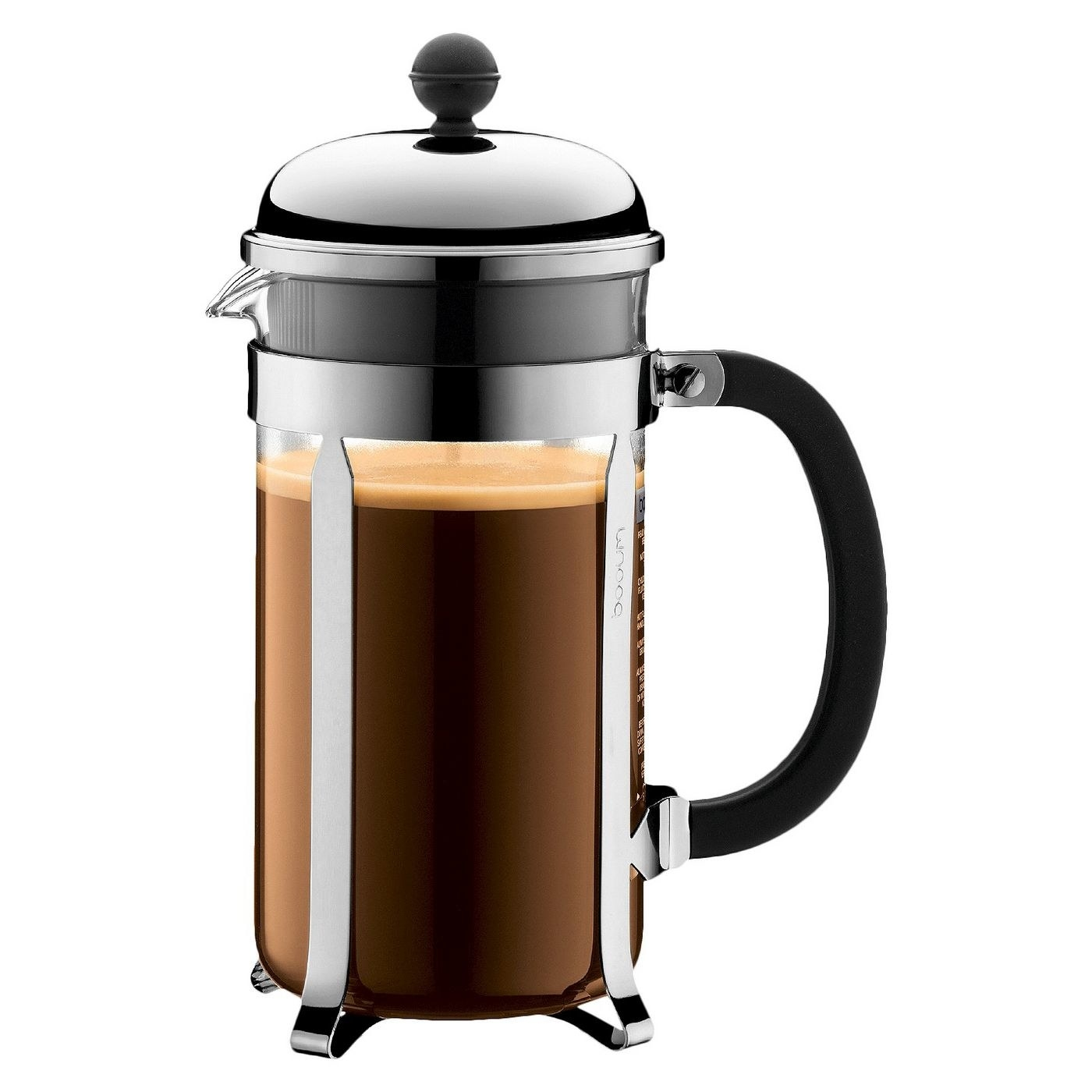 the Bodum Chambord 8 Cup french press