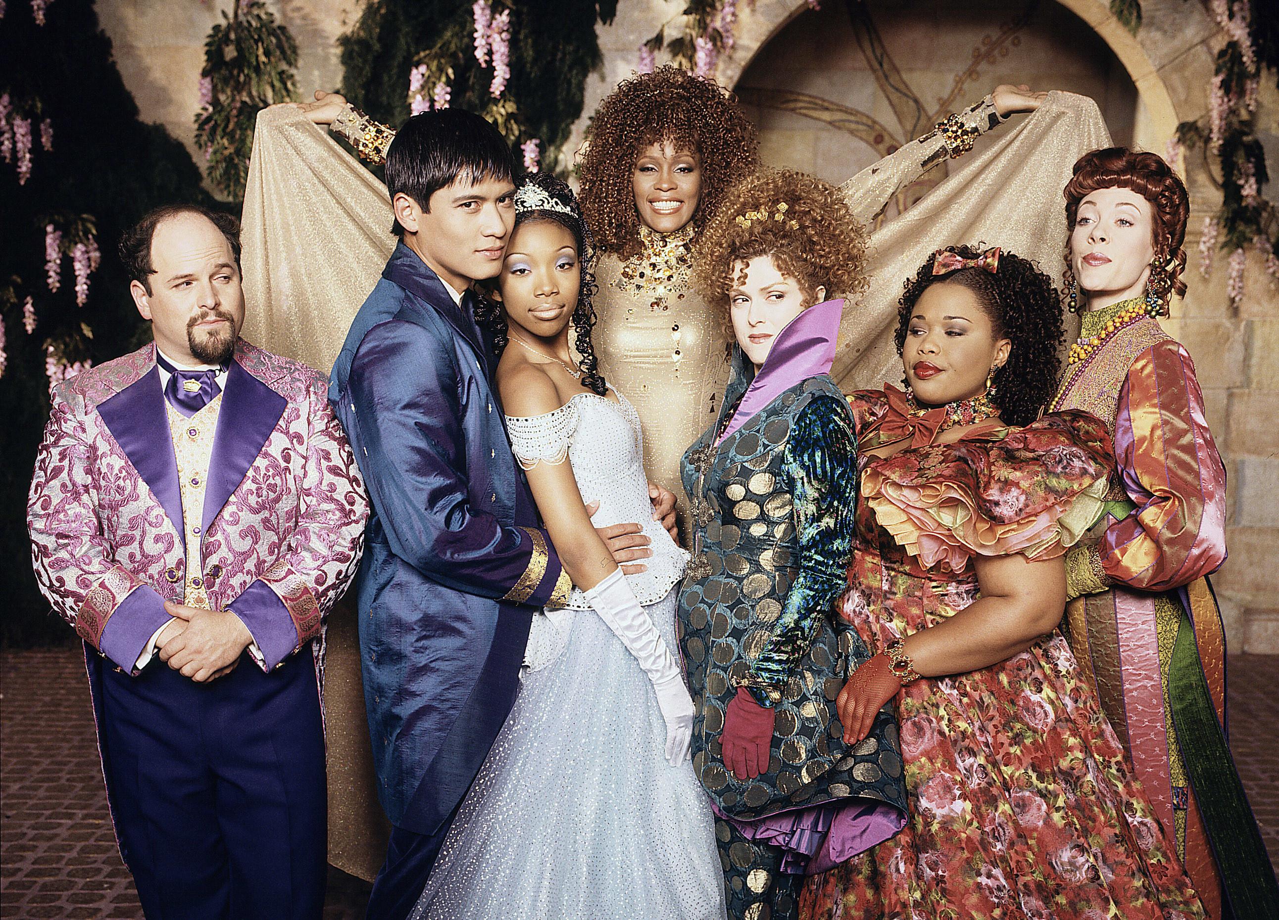 Cast of Cinderella